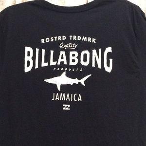 Billabong Black Jamaica T-Shirt